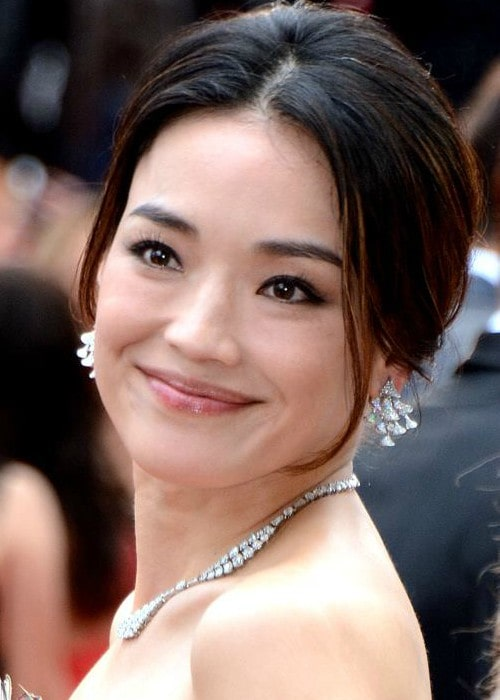 Shu Qi at the Cannes Film Festival in May 2015