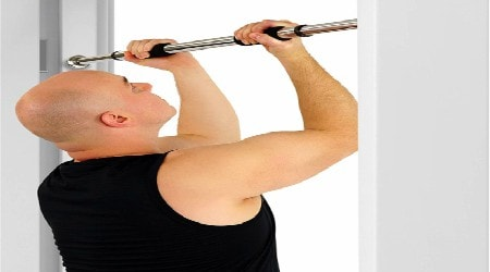 Sunny Health & Fitness Door Way Chin Up and Pull Up Bar Review