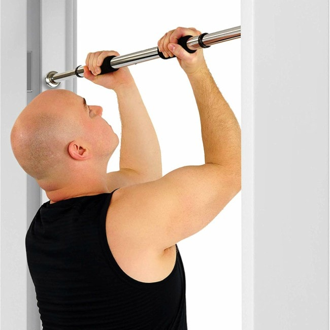 Sunny Health & Fitness Door Way Chin Up and Pull Up Bar