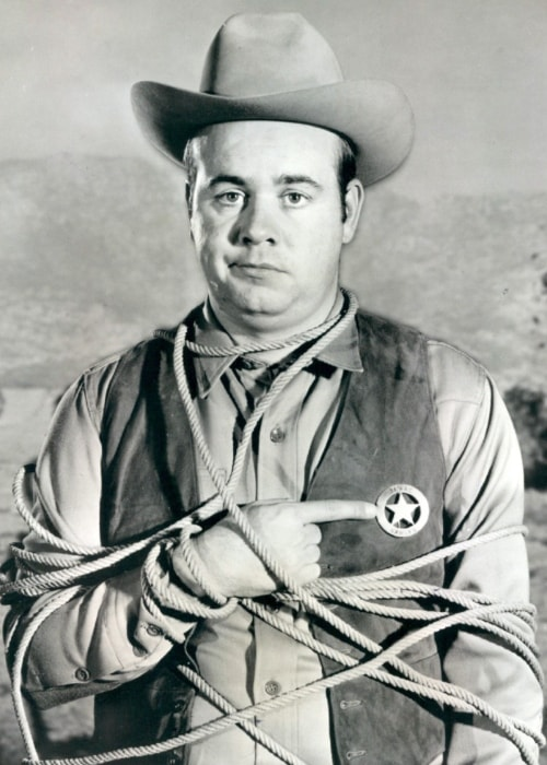 Tim Conway as Rango in December 1966