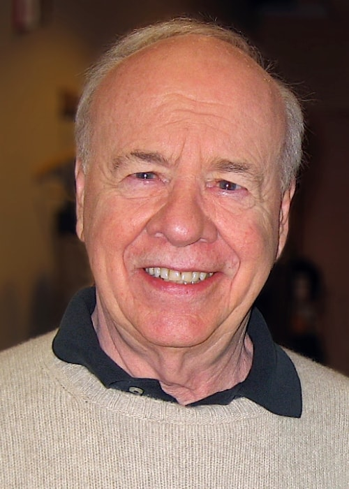 Tim Conway as seen while smiling for the camera in 2007