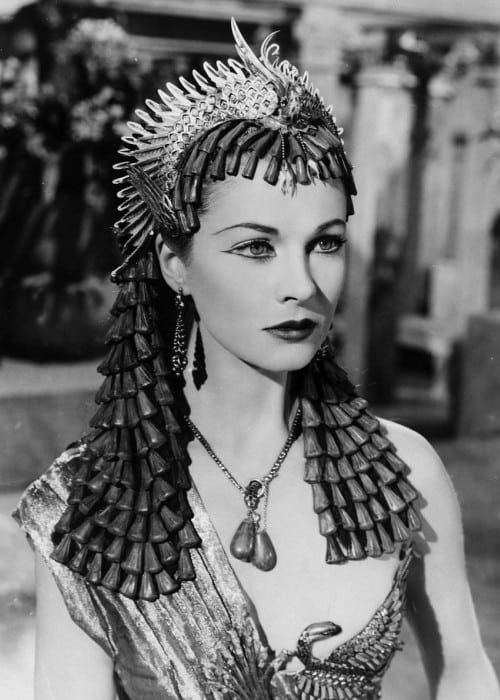 Vivien Leigh in the 1945 film Caesar and Cleopatra