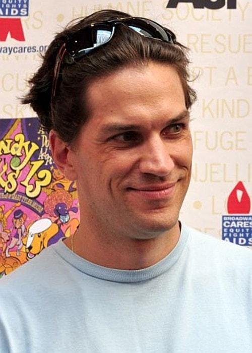 Will Swenson as seen in July 2011