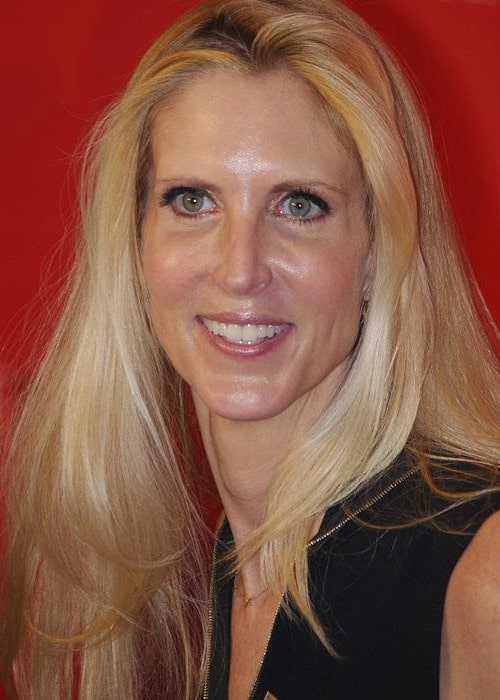 Ann Coulter at the 2011 Time 100 gala