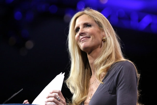 Ann Coulter at the 2013 Conservative Political Action Conference