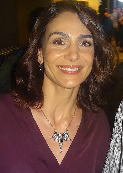 Annie Parisse as seen in October 2017