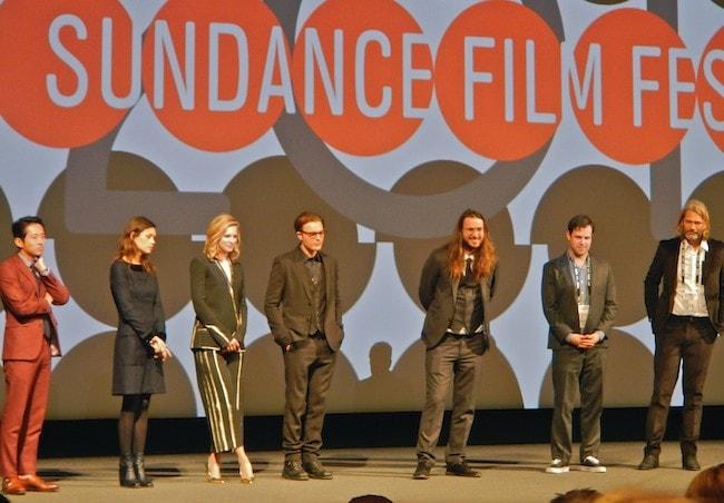 Astrid Bergés-Frisbey at the Sundance 2014