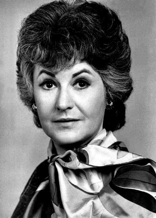 Bea Arthur as seen while posing for a stunning picture