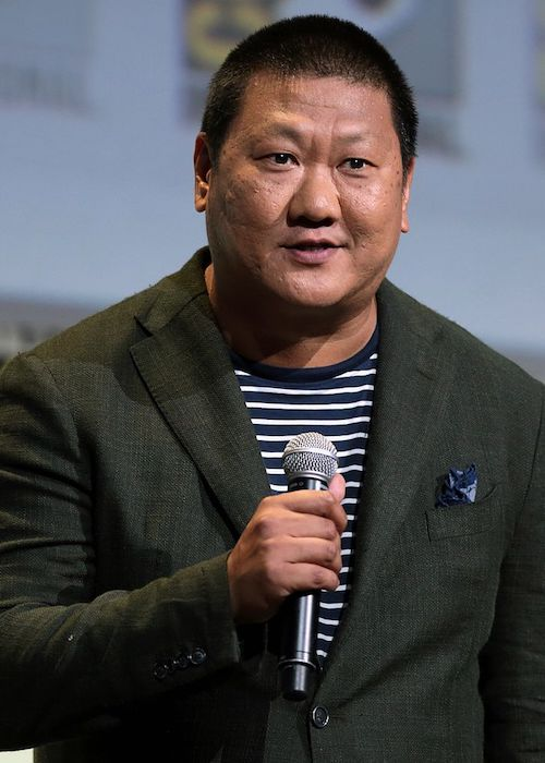 Benedict Wong at the 2016 San Diego Comic-Con International