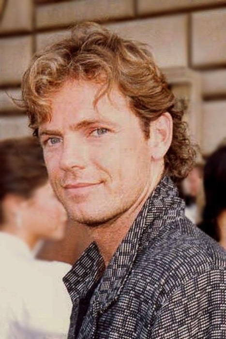 Bruce Greenwood as seen while looking into the camera at 39th Emmy Awards in September 1987