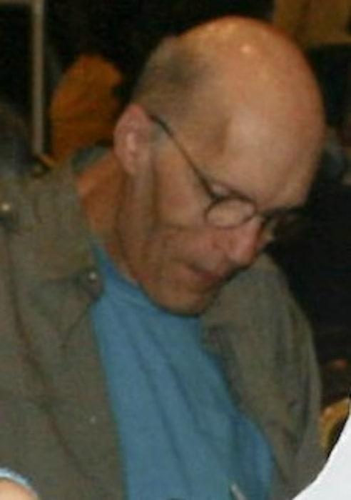 Carel Struycken as seen at Las Vegas Star Trek Convention in August 2009
