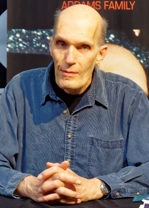Carel Struycken as seen in a picture in March 2016