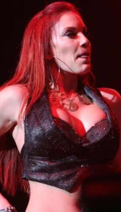 Carmit Bachar performed at Jingle Bell Bash 9 at the Tacoma Dome for KISS 106.1