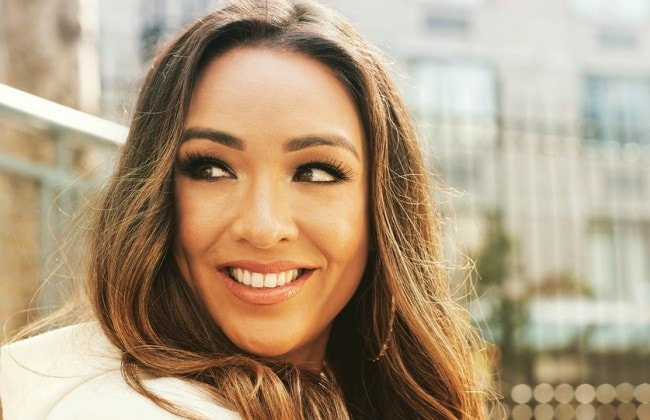 Cassidy Hubbarth in an Instagram post as seen in September 2019