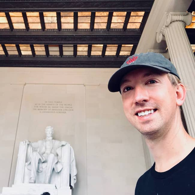 Chad Wild Clay at Washington, District of Columbia