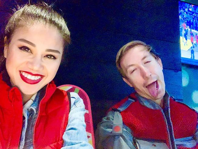 Chad Wild Clay with Vy Qwaint in 2019