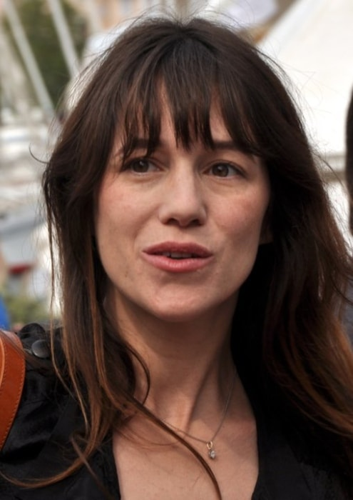 Charlotte Gainsbourg as seen in a picture taken at Cannes Film Festival 2011