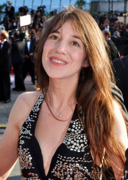 Charlotte Gainsbourg as seen in a picture taken at Cannes Film Festival in 2009