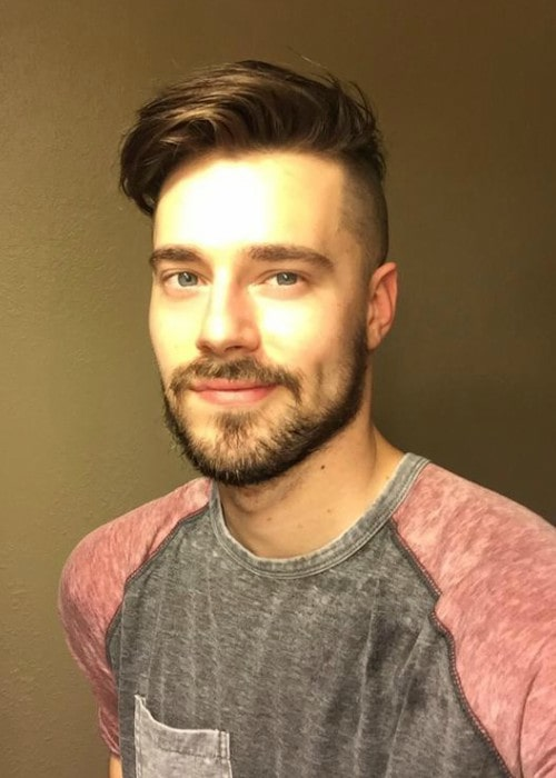Chris Crocker as seen in February 2015