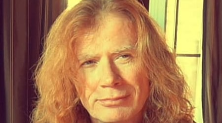 Dave Mustaine Height Weight Age Spouse Family Facts Biography