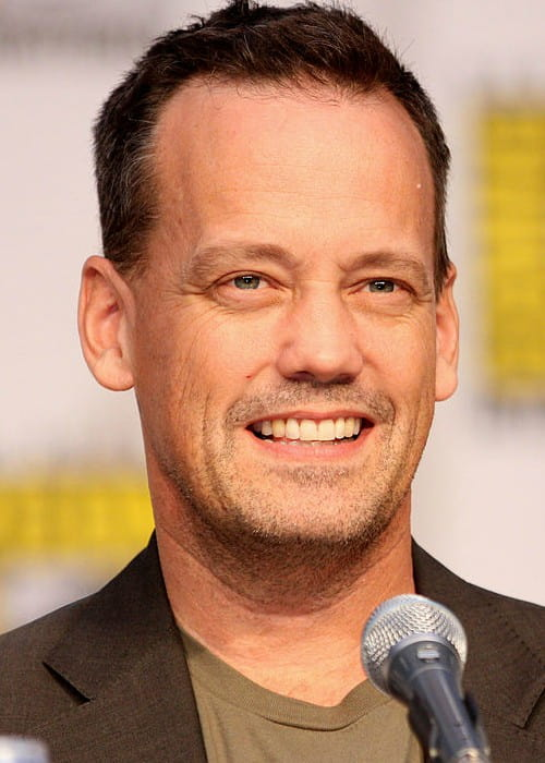 Dee Bradley Baker at the 2010 Comic Con in San Diego