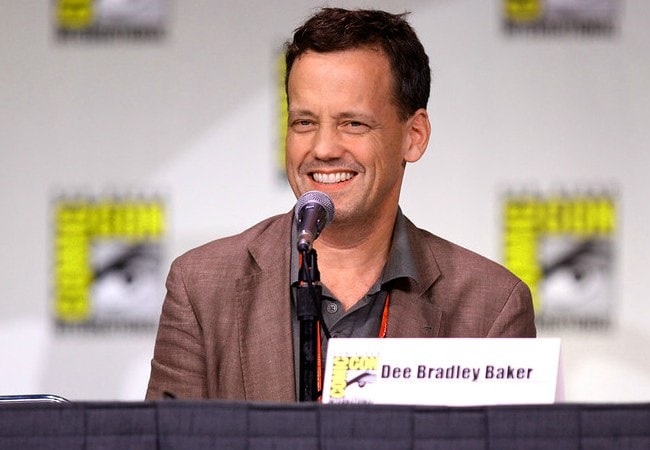 Dee Bradley Baker at the 2011 San Diego Comic-Con International