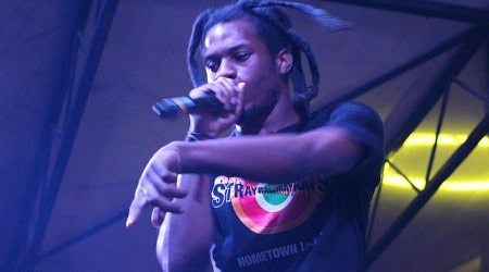 Denzel Curry Height, Weight, Age, Body Statistics