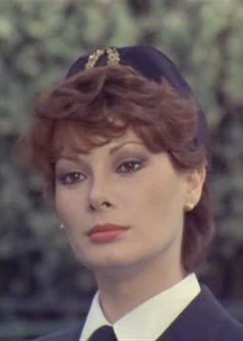 Edwige Fenech as seen in 'The policewoman from the morality team' (1979)