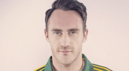 Faf du Plessis Height, Weight, Age, Body Statistics