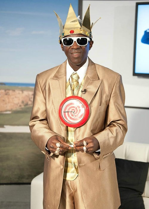 Flavor Flav as seen in January 2012