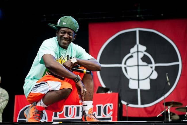 Flavor Flav at Way Out West 2013 in Gothenburg