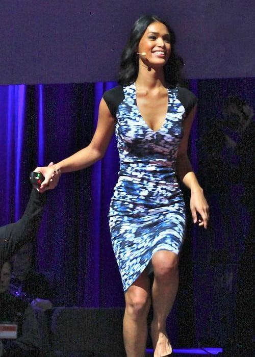 Geena Rocero as seen in March 2014