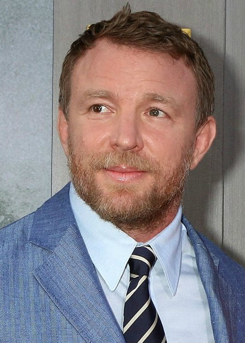 Guy Ritchie during an event in May 2017