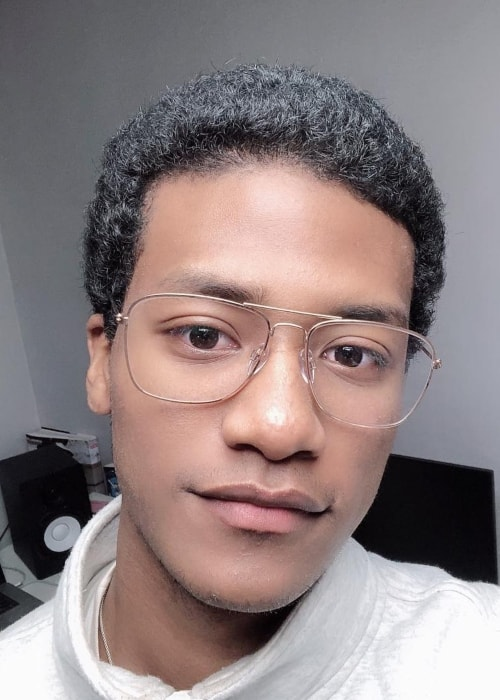 Han Hyun-min as seen in a selfie taken in March 2019