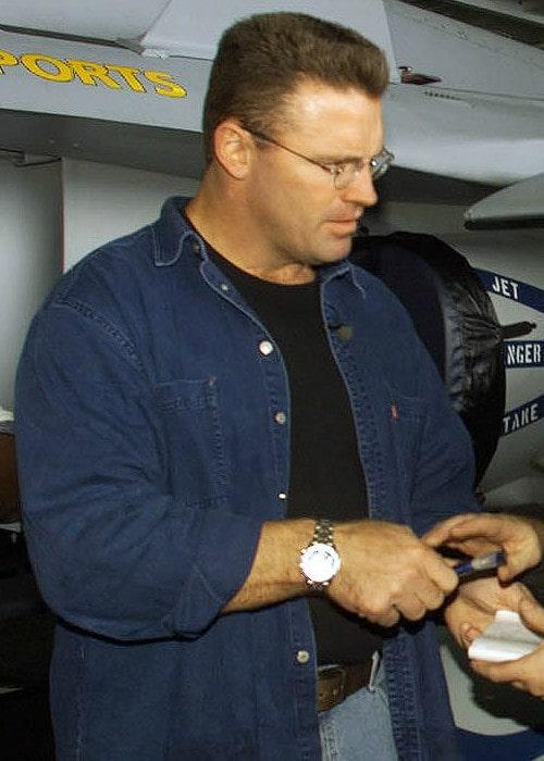 Howie Long as seen in December 2000