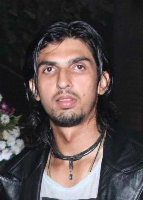 Ishant Sharma as seen in a picture taken in November 2012