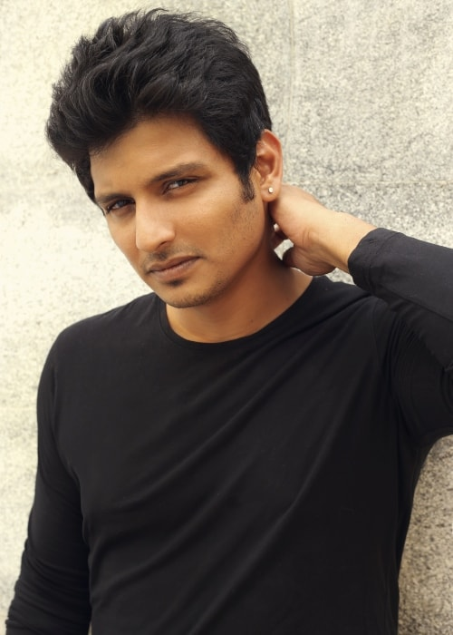 Jiiva as seen in a picture taken during one of his latest photoshoots on October 26