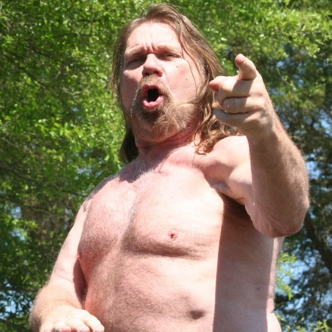 Jim Duggan as seen in May 2013