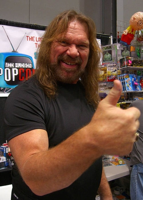 Jim Duggan as seen in October 2012