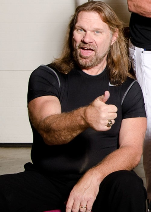 Jim Duggan at Allentown, Pennsylvania as seen in October 2011