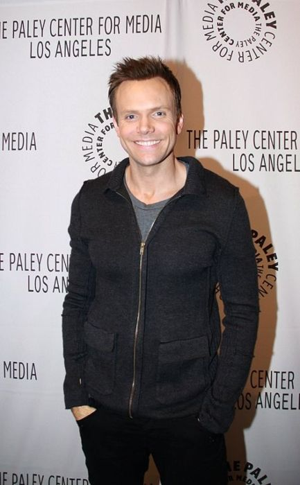 Joel McHale at the PaleyFest Community night in 2010