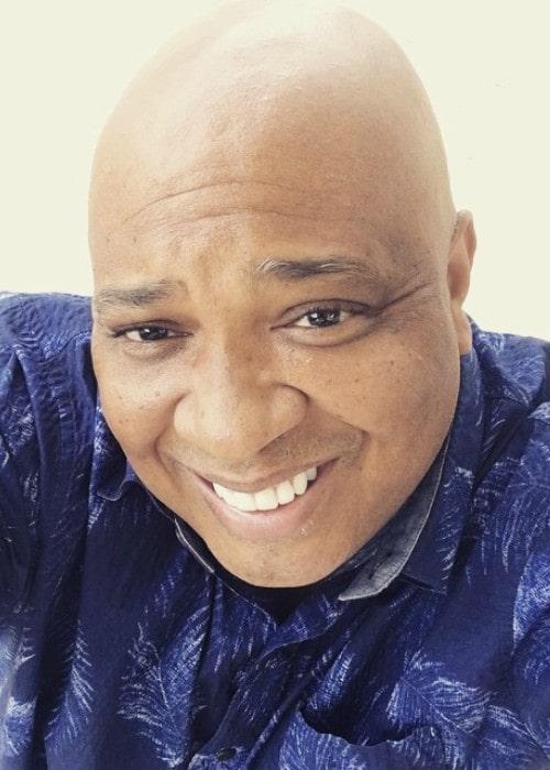Joseph Simmons in an Instagram selfie as seen in June 2019
