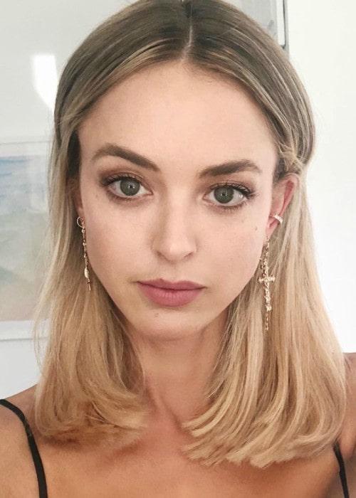 Kaitlynn Carter in an Instagram selfie as seen in September 2019