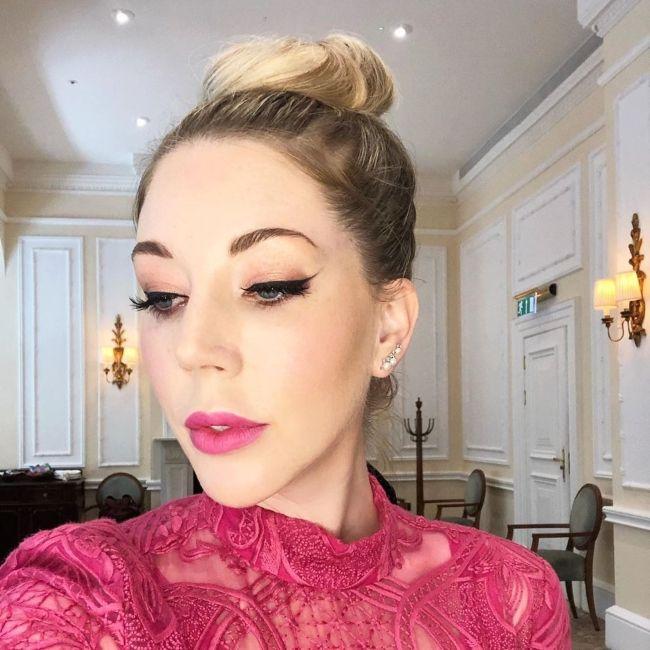 Katherine Ryan as seen in July 2019