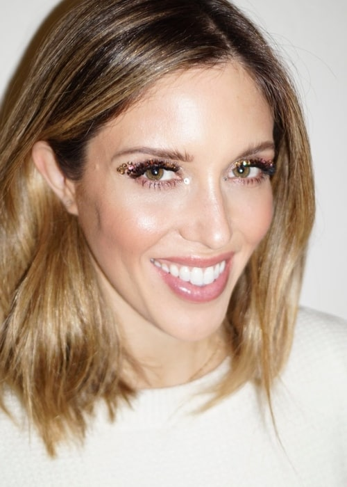 Kayla Ewell as seen in a picture taken in August 2019