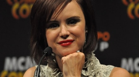 Keegan Connor Tracy Height, Weight, Age, Body Statistics
