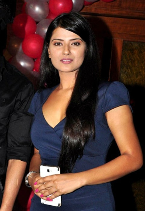 Kratika Sengar as seen in August 2012