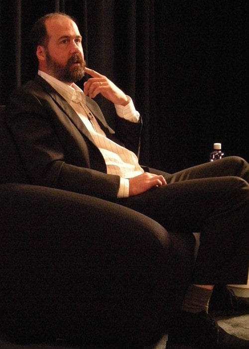 Krist Novoselic at Experience Music Project in June 2008