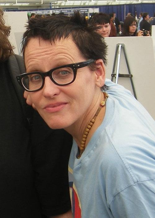 Lori Petty as seen in July 2008