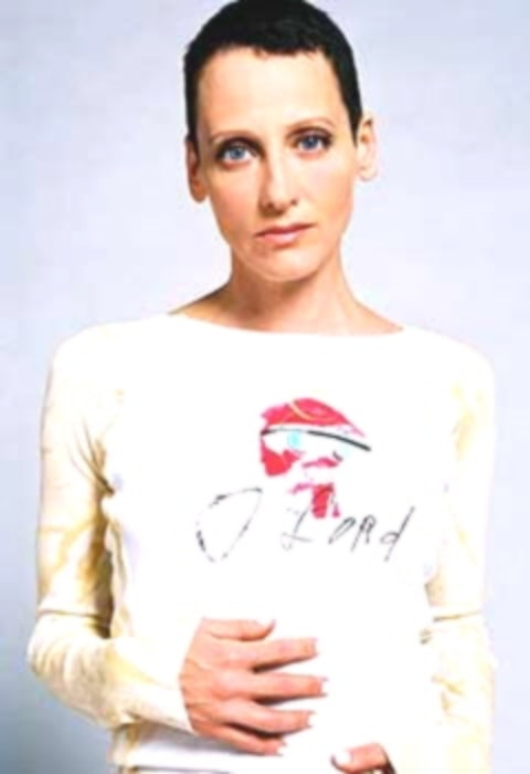Lori Petty as seen while posing for the camera in Venice Studios in March 2010